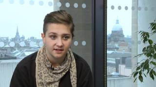 Linguistics and English Language at Edinburgh - Student Interview: Zosia Jasinska