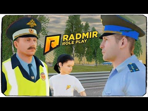 РАБОТАЕМ НА РАДИО АРЗАМАС FM - RADMIR RP (CRMP) #44