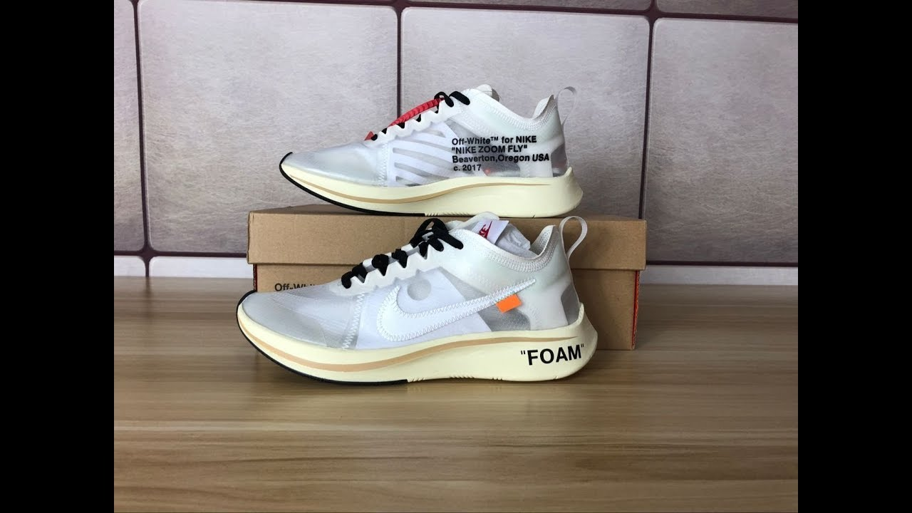 044ead4db5f The 10:Nike Zoom Fly Unboxing+Review - YouTube