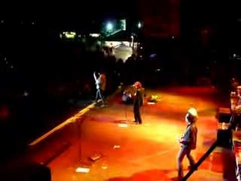 The New Cars - Just What I Needed - Moondance Jam 2007