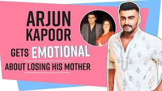 Arjun Kapoor on nepotism, losing his mom & standing by Boney, Janhvi & Khushi during Sridevi's death