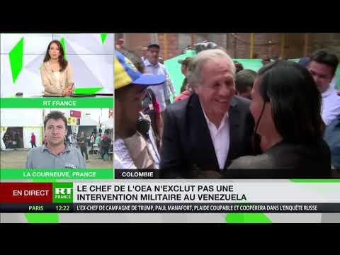 Vers une intervention américaine au Venezuela ?