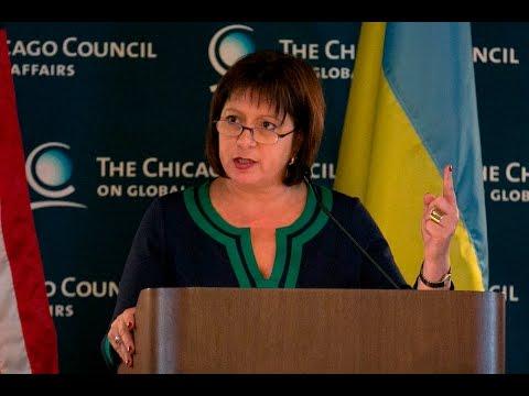 Natalie Jaresko on Ukraine's Financial Future