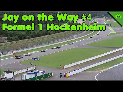 Jay on the Way #4 Formel 1 Hockenheim 3/3