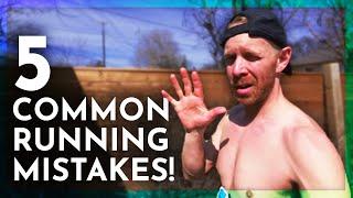 5 Mistakes Beginner Triathletes Make Running