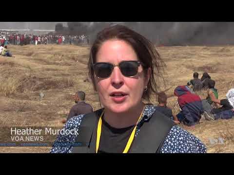 Deadly Protests in Gaza as U.S. Opens Jerusalem Embassy