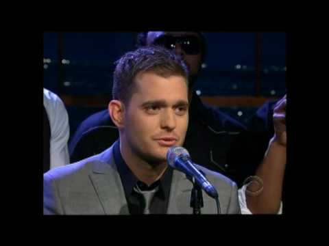 Michael Buble w/Naturally 7 -