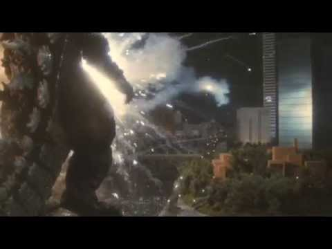 Trailer do filme Godzilla x Biollante