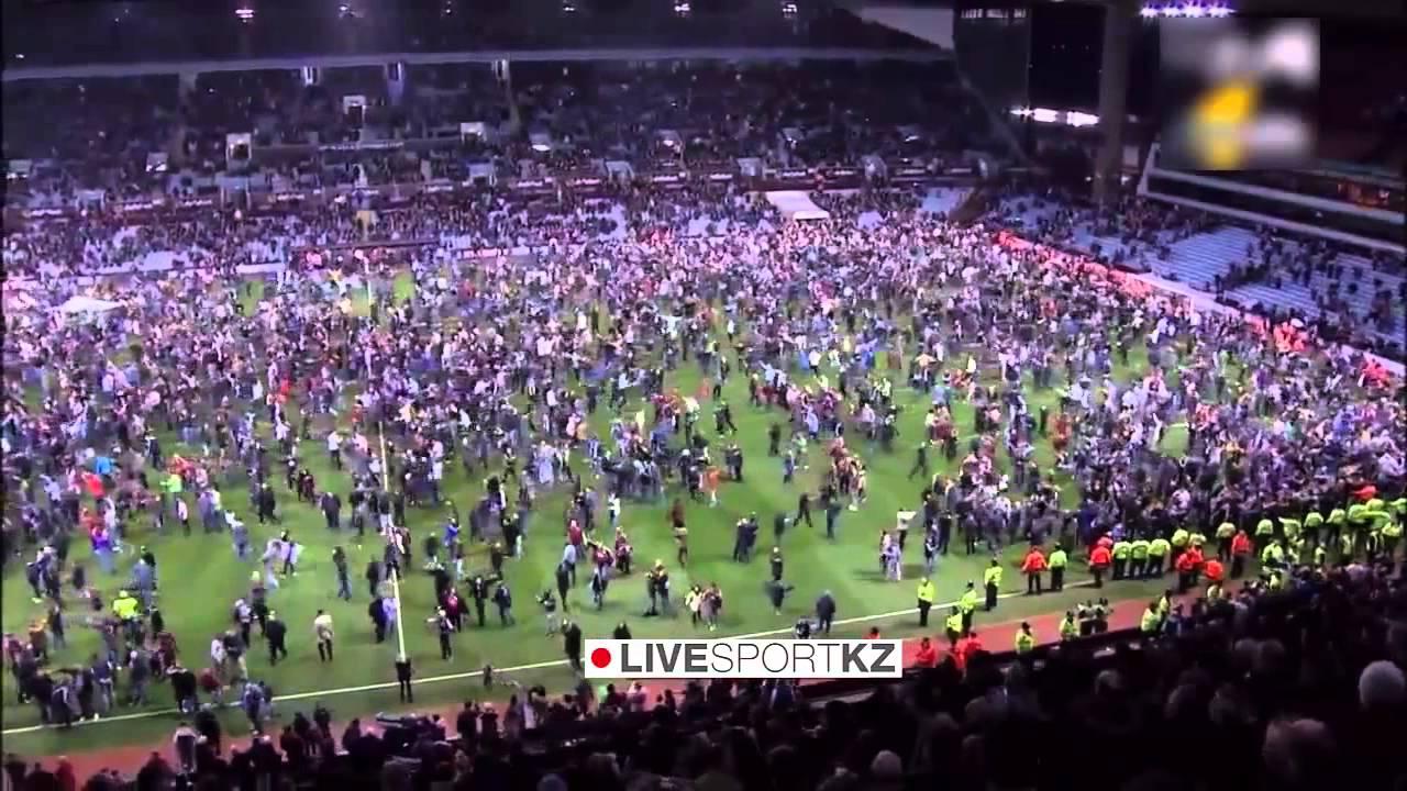 West Brom Aston Villa V