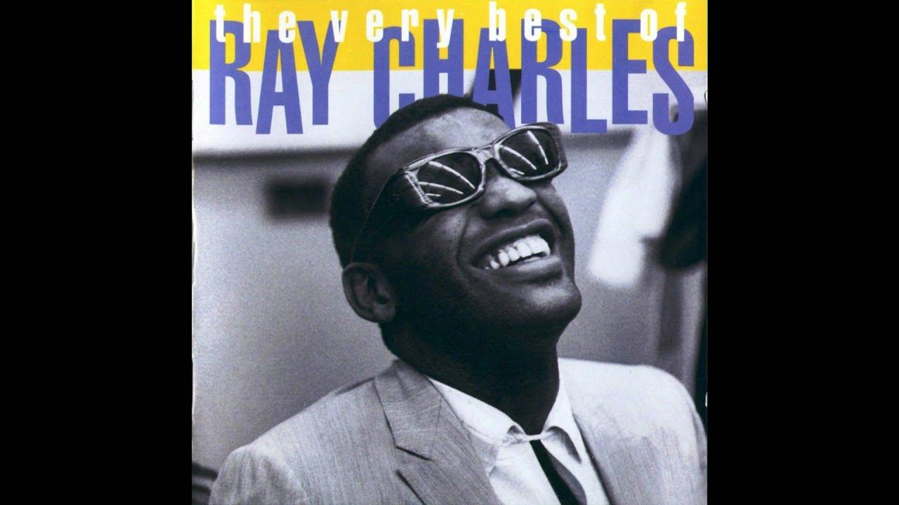 ray charles youtube what i say