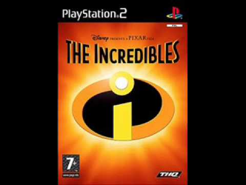 The Incredibles Ps2 OST - The Adventures Of Elastigirl