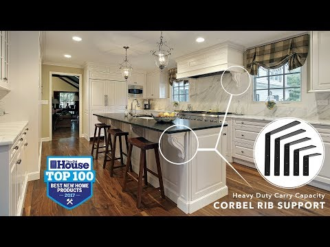 Two Wood Corbel Mount Systems that will SAVE YOU MONEY!