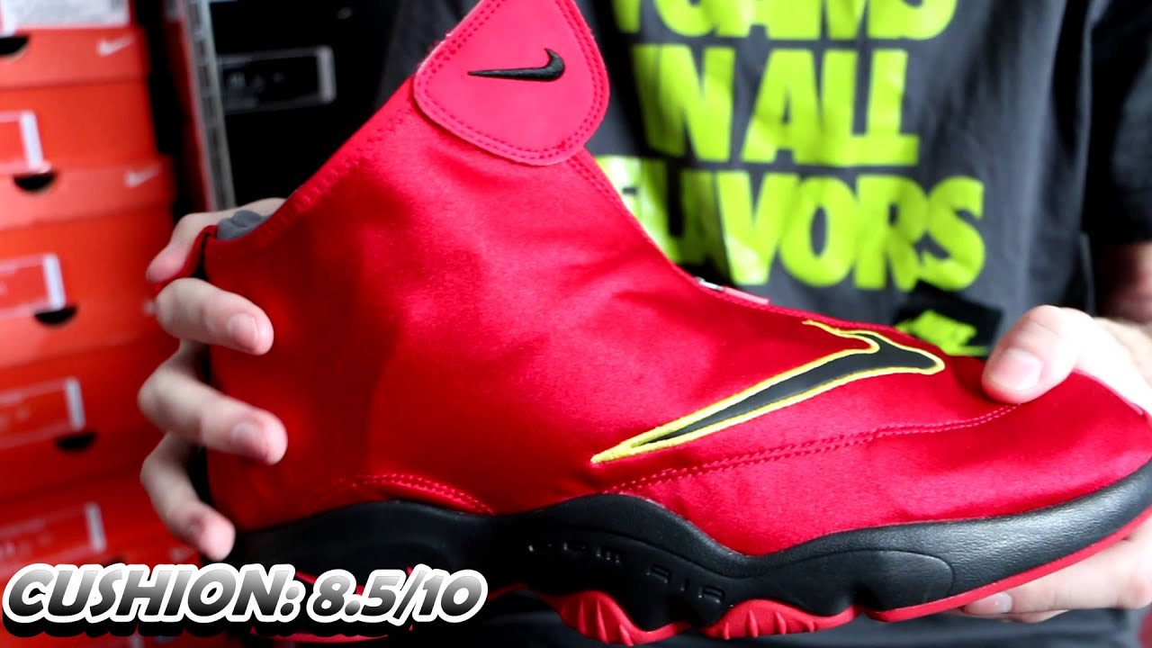 47b987cc692 Nike Zoom Flight The Glove - Performance Review - YouTube