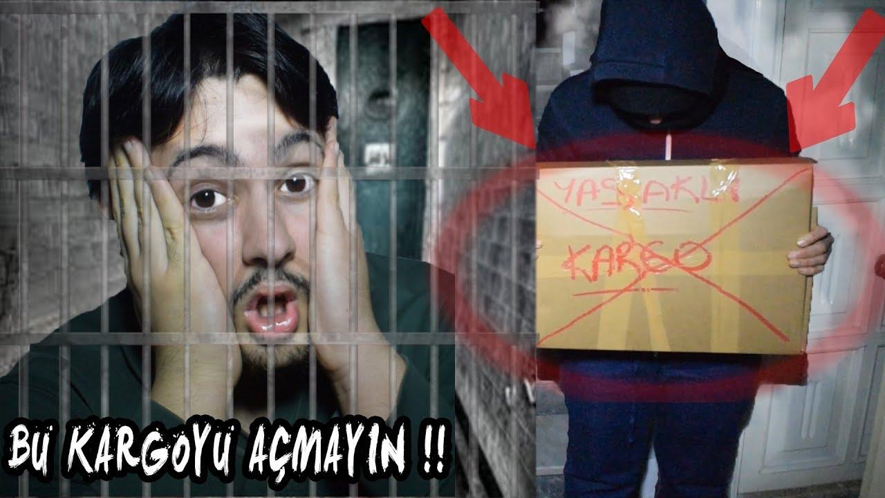 BU KARGOYU SİPARİŞ EDERSENİZ !! (EVİNİZE POLİS GELİR !!!)