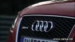 Audi RS5 2010-2011 Driving.