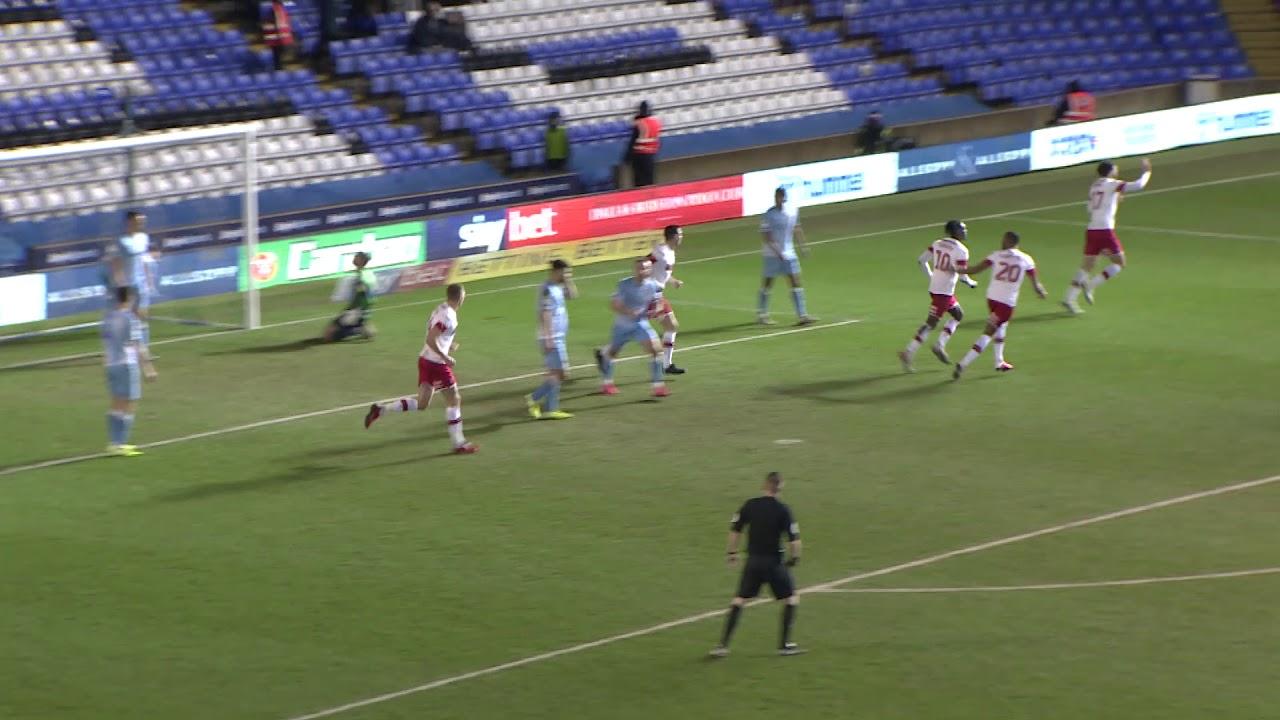 Ковентри Сити  1-1  Ротерем Юнайтед видео