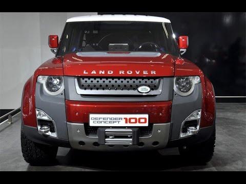 2016 Land Rover Defender - YouTube