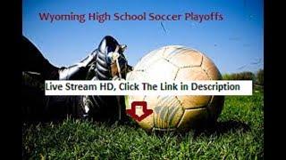 Weber vs Copper Hills - High School Utah Soccer Playoffs 2019 Live