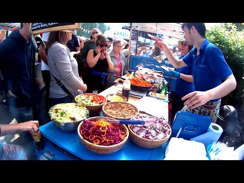 London Street Food at Camden Lock Market