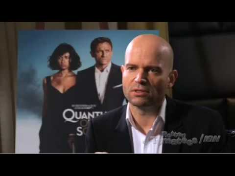 Marc Forster Interview Quantum Of Solace