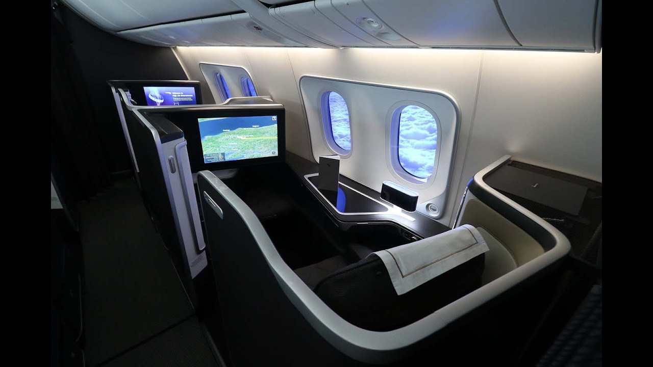 British Airways Boeing 787 9 First Class London To Muscat