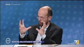 Omnibus - Banche, salvataggi e vendette (Puntata 22/06/2017) thumbnail