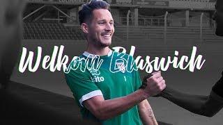 Heracles Almelo contracteert doelman Janis Blaswich