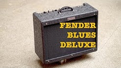 Fender Blues Deluxe limited edition - Doctor Guitar #149