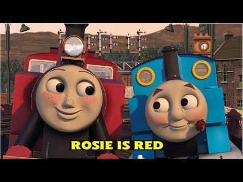Thomas And Friends S22 Episode 22 Rosie Is Red UK