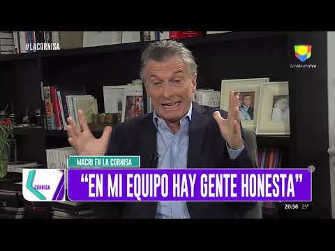 Entrevista completa de Mauricio Macri en América TV (Parte 1)