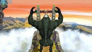 iGameMix😀TEMPLE RUN 2 Fullscreen☑️Maria Selva Calavera NewHighScore Sky Summit*Gameplay For Kid#321 screenshot 5