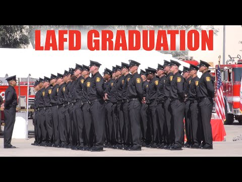 LAFD Graduation  7.19.18