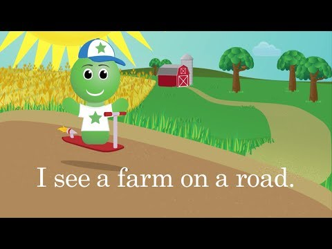 A Song - Sight Word Song Music Video