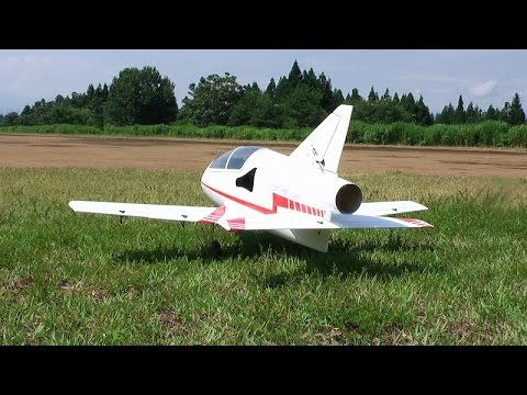 Hobbyking BD-5 Mercury Alloy 12 Blade 90mm EDF  maiden flight