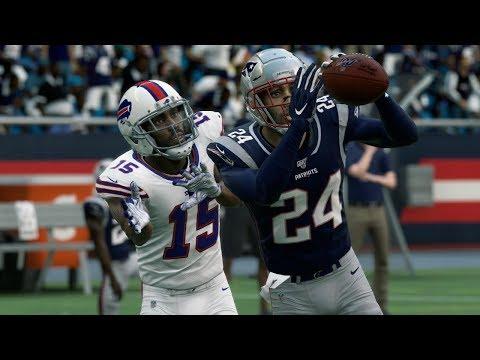 NFL Today 12/21 New England Patriots Vs Buffalo Bills | NFL Week 16 (Madden)