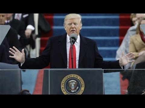 Trump Inaugural Address: 'It's Going to Be America First'