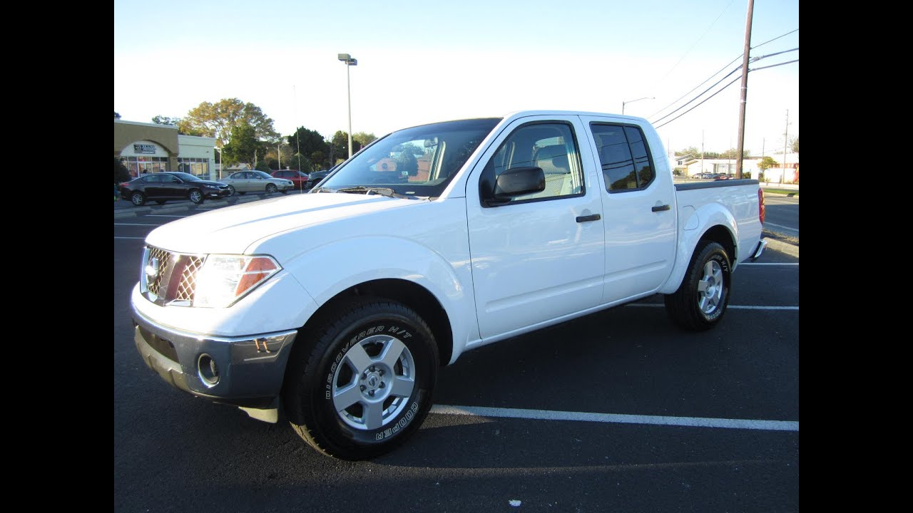 Sold 2006 Nissan Frontier Se Crew Cab V6 Meticulous Motors Inc Florida For You