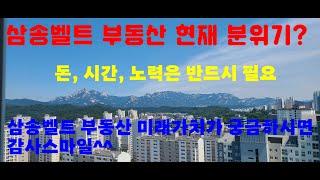 삼송벨트(삼송,원흥,지축,향동,덕은) 부동산 7월말 현…