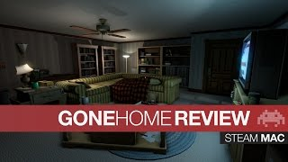 Review: Gone Home | Mac | Steam
