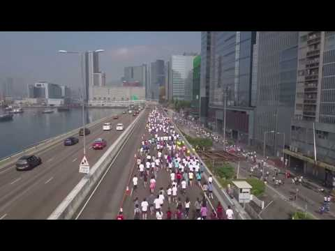Run Our City Streetathon @ Kowloon 2018
