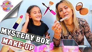 MYSTERY BOX MAKE-UP SWITCH UP Challenge - Zufalls Highend Makeup - Mileys Welt