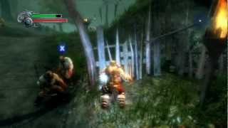 Viking: Battle For Asgard.PC Gameplay,HD.