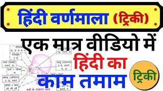 हिंदी वर्णमाला संपूर्ण || hindi varnmala ||स्वर व्यंजन से लेकर सब कुछ || swar vyangan hindi grammar