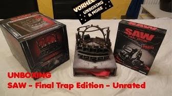 Vorstellung - SAW - Final Trap Edition - Limitiert auf 2.500 Stück