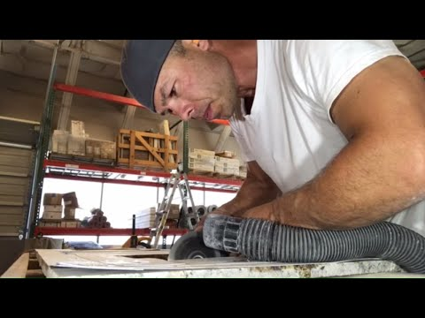 How to Cut and Polish Granite on a Budget: Tile Coach Episode 11