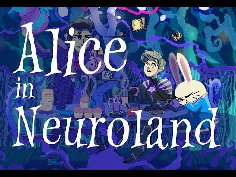 Alice in Neuroland Animation