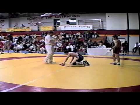 2002 Senior National Championships: 55 kg Mike Stitt vs. Sean Dalton