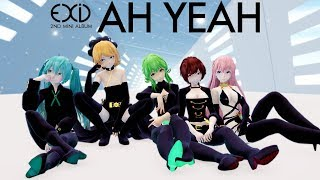 Download Video [MMD Commission] EXID - Ah Yeah [Motion Trace] (Not for Sale) MP3 3GP MP4
