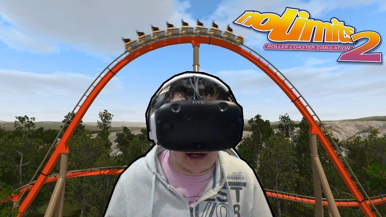 Montana Rusa En Realidad Virtual Vr Gameplay Espanol Youtube