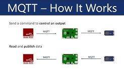 MQTT Protocol tutorial using SIM900/SIM800 modules - LIVE DEMO